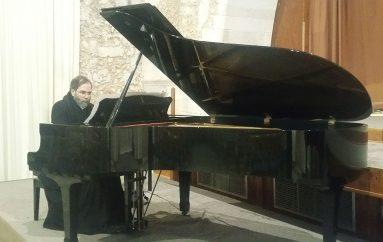 Ρεσιτάλ πιάνου από τον Αρχιμ. Ελευθέριο Κουμασίδη (ΦΩΤΟ)