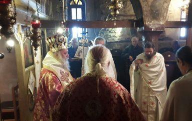 Η εορτή του Αγίου Θεοδώρου του Τήρωνος στο Δαφνερό Γρεβενών (ΦΩΤΟ)