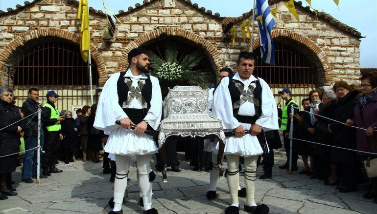 Η Άρτα θα εορτάσει την Πολιούχο της με την συμμετοχή τριών Αρχιερέων