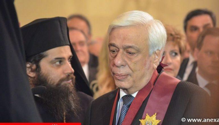 Παρουσία του ΠτΔ η επέτειος της κλοπής των εκκλησιαστικών κειμηλίων στις Σέρρες (ΦΩΤΟ)