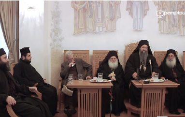 Η Ιερά Πανήγυρις του Αγ. Ιωακείμ Παπουλάκη στο Βατοπαίδι (ΦΩΤΟ)