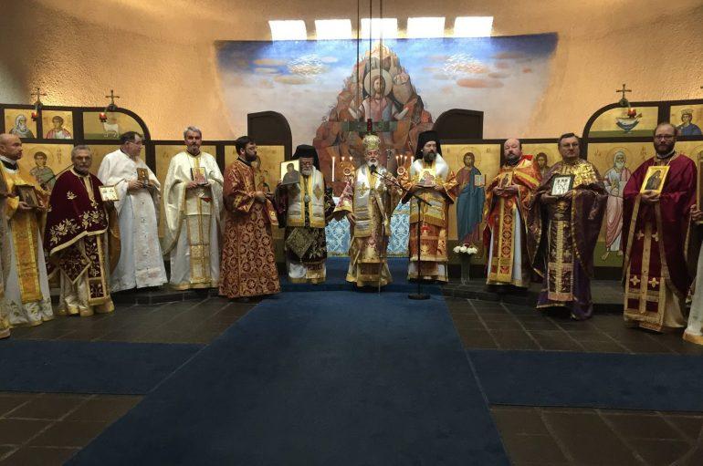 Η Κυριακή της Ορθοδοξίας στο Σαμπεζύ Γενεύης (ΦΩΤΟ)