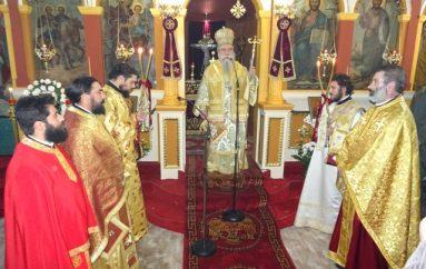 Η εορτή των Αγίων Θεοδώρων στην Ι. Μητρόπολη Σπάρτης (ΦΩΤΟ)