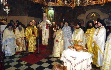 Με λαμπρότητα εόρτασε η Ι. Μονή Αγίων Τεσσαράκοντα στη Σπάρτη (ΦΩΤΟ)