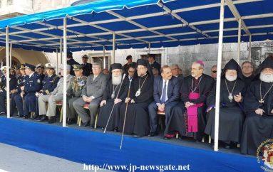 Ο Πατριάρχης Ιεροσολύμων στις εόρτιες εκδηλώσεις της Ρόδου (ΦΩΤΟ)