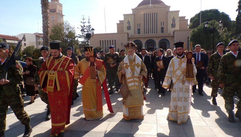 Η Κυριακή της Ορθοδοξίας στην Ι. Μ. Κορίνθου (ΦΩΤΟ)