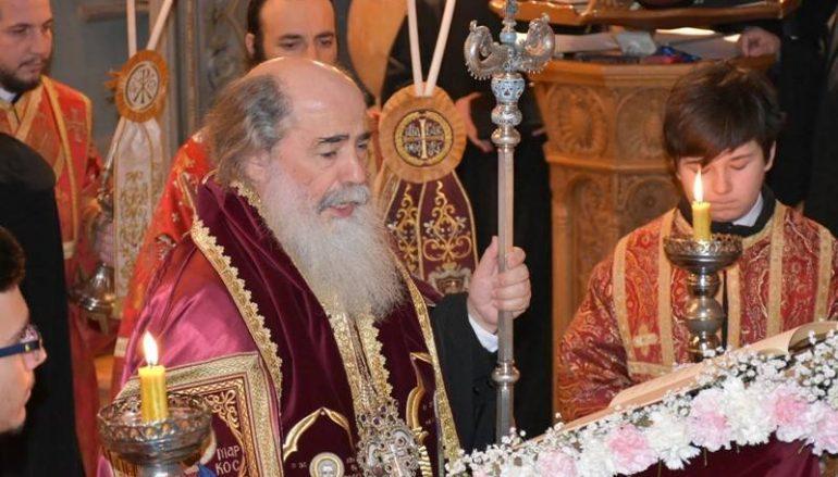 Η Α' Στάση των Χαιρετισμών στο Πατριαρχείο Ιεροσολύμων (ΦΩΤΟ-ΒΙΝΤΕΟ)