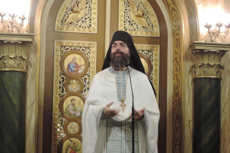 """Αρχιμ. Ανδρέας Κονάνος: """"Άλλαξε η ζωή μου, αυτό θα πει Ορθοδοξία!"""" (ΒΙΝΤΕΟ)"""