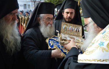 Υποδοχή Λειψάνου της Αγ. Αικατερίνης και εορτασμός της 25ης Μαρτίου στην Έδεσσα (ΦΩΤΟ)