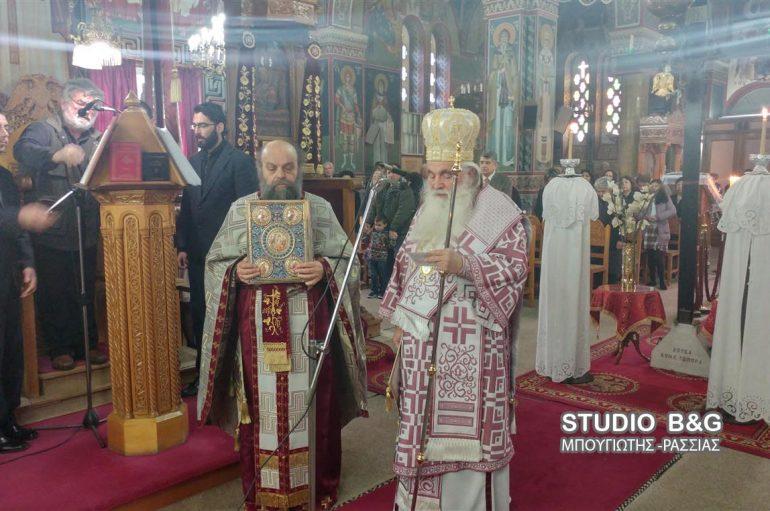 Η Κυριακή της Σταυροπροσκυνήσεως στην Ι. Μ. Αργολίδος (ΦΩΤΟ)