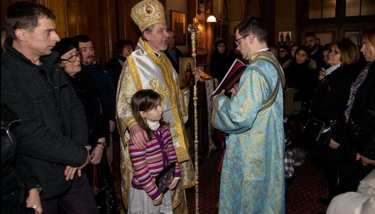 Κυριακή της Ορθοδοξίας στον Καθεδρικό Ναό της Στοκχόλμης (ΦΩΤΟ)