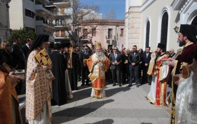 H Κυριακή της Ορθοδοξίας στη Χαλκίδα (ΦΩΤΟ)
