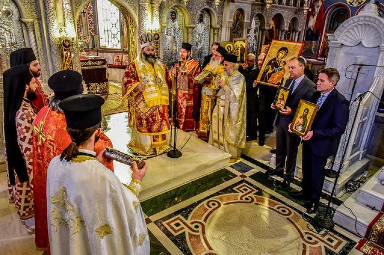 Ο εορτασμός της Κυριακής της Ορθοδοξίας στην Ι. Μ. Λαγκαδά (ΦΩΤΟ)