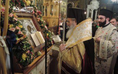 """Ύδρας Εφραίμ: """"Η Παναγία ακούει όλους τους χριστιανούς, όλων των αιώνων"""" (ΦΩΤΟ)"""