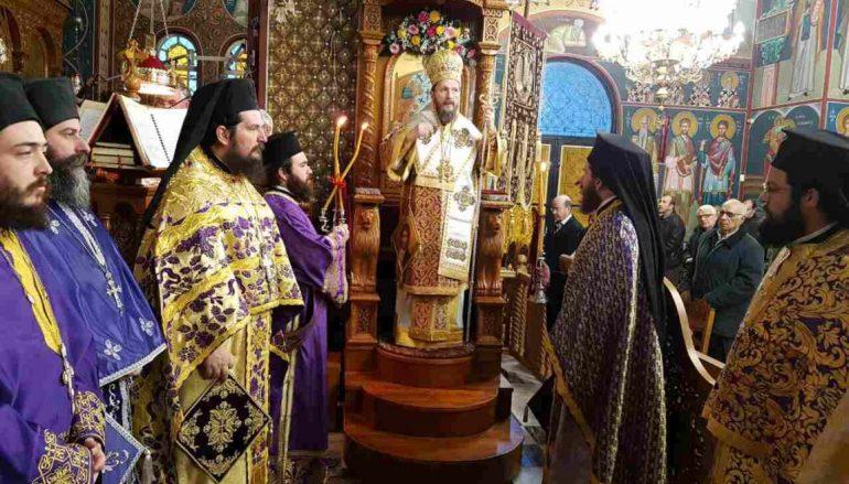 Η Λάρισα εόρτασε τους Αγίους Τεσσαράκοντα Μάρτυρες (ΦΩΤΟ)