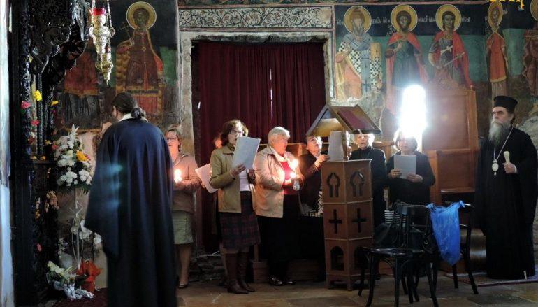 Ιερά Παράκληση στην Παρηγορήτισσα Άρτης (ΦΩΤΟ)