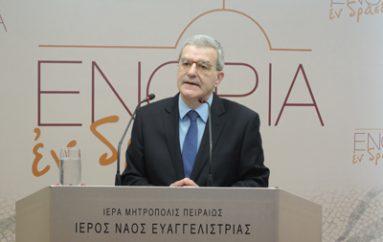 Κων. Χολέβας: «Οι πρόγονοί μας αγωνίσθηκαν για ένα ελληνορθόδοξο κράτος»