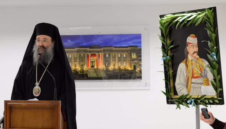 """Πατρών Χρυσόστομος: """"Μόνο η πίστη στο Θεό θα ελευθερώση την Ελλάδα"""" (ΦΩΤΟ)"""