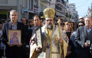 Η Κυριακή της Ορθοδοξίας στην Ι. Μητρόπολη Μεσσηνίας (ΦΩΤΟ)