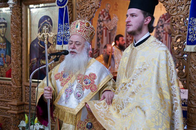 Κυριακή της Ορθοδοξίας και Χειροτονία Πρεσβυτέρου στη Νάουσα (ΦΩΤΟ)