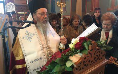Η Γ' στάσις των Χαιρετισμών της Παναγίας στην Ι. Μ. Πατρών (ΦΩΤΟ)