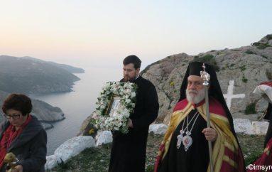 Η Φολέγανδρος εόρτασε την Παναγία Μαρτιάτισσα (ΦΩΤΟ)