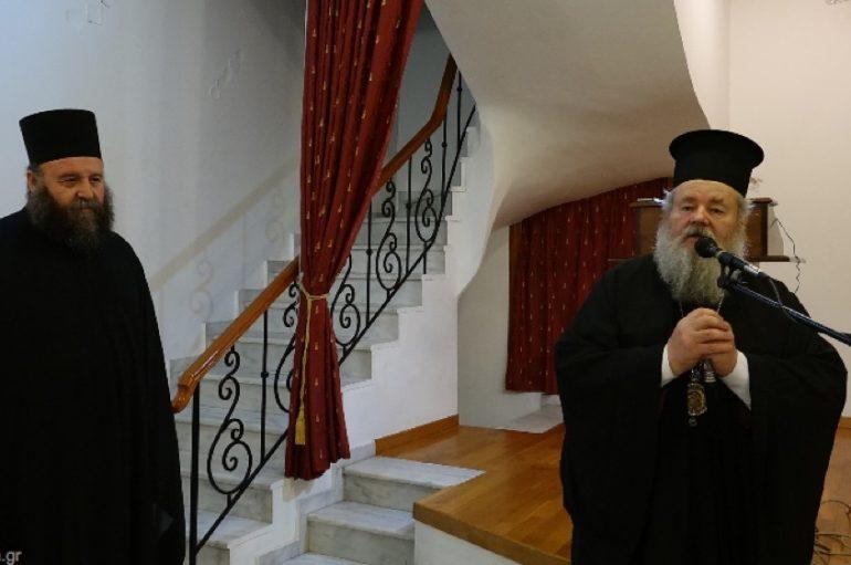 """Ομιλία με θέμα: """"Η ευχή του Αγίου Εφραίμ"""" στην Ι. Μ. Κυδωνίας (ΦΩΤΟ-ΒΙΝΤΕΟ)"""