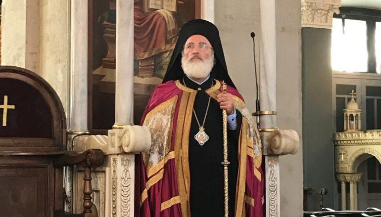 Αρκαλοχωρίου Ανδρέας: «Η Υπεραγία Θεοτόκος είναι το αμυντήριον των αοράτων εχθρών» (ΦΩΤΟ)