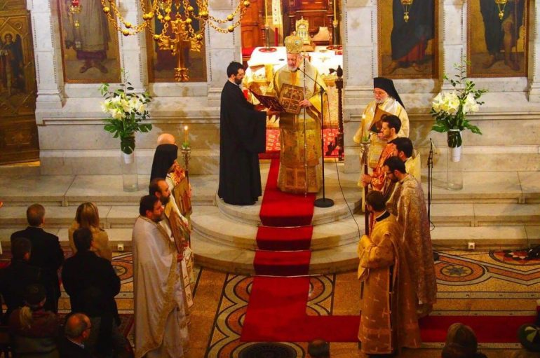 Η Κυριακή της Ορθοδοξίας στο Παρίσι (ΦΩΤΟ)