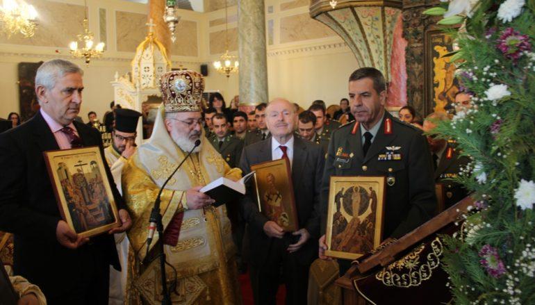 Η Κυριακή Ορθοδοξίας στην Ι. Μητρόπολη Διδυμοτείχου (ΦΩΤΟ)