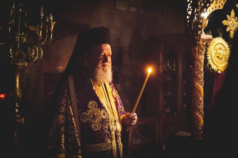 Ο Μητροπολίτης Χαλκίδος στην Αγρυπνία για τους Αγ. Τεσσαράκοντα Μάρτυρες (ΦΩΤΟ)