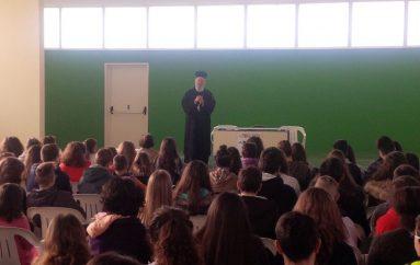 Ποιμαντικές επισκέψεις του Μητροπολίτη Χαλκίδος σε Σχολεία (ΦΩΤΟ)
