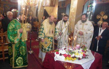 Η Κυριακή της Σταυροπροσκυνήσεως στην Ι. Μ. Θεσσαλιώτιδος (ΦΩΤΟ)