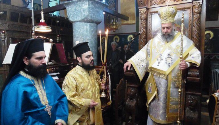 Η Δ΄ Κυριακή των Νηστειών στην Ι. Μ. Θεσσαλιώτιδος (ΦΩΤΟ)