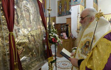 Η Γ' Στάση των Χαιρετισμών στον Άγιο Νικάνορα Καστοριάς (ΦΩΤΟ-ΒΙΝΤΕΟ)