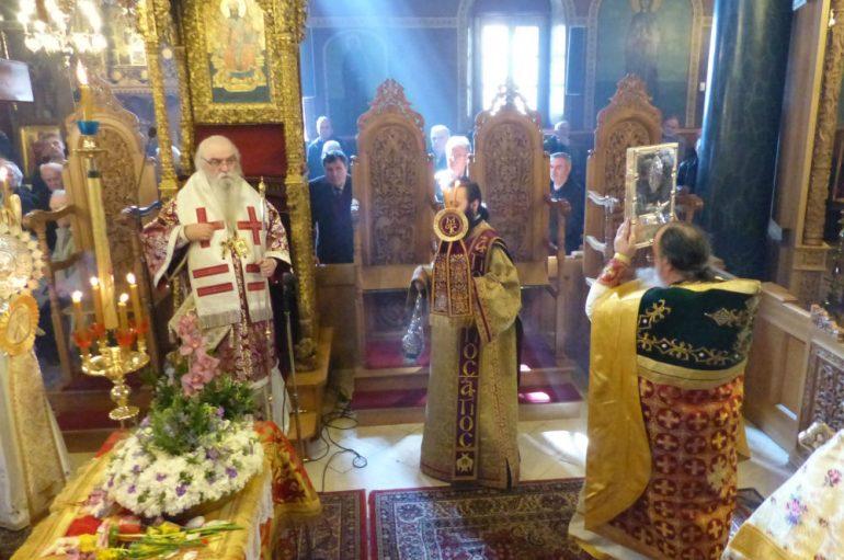 Κυριακή της Σταυροπροσκυνήσεως στην Καστοριά (ΦΩΤΟ)