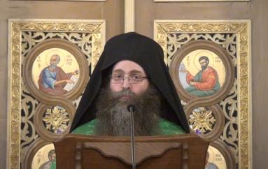"""Αρχιμ. Θεόφιλος Προυσαλίδης: """"Σωτηρία χωρίς ελεύθερη βούληση, δε νοείται"""" (ΒΙΝΤΕΟ)"""
