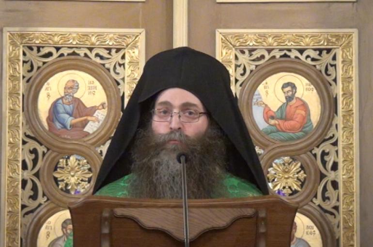 Αρχιμ. Θεόφιλος Προυσαλίδης: «Σωτηρία χωρίς ελεύθερη βούληση, δε νοείται» (ΒΙΝΤΕΟ)