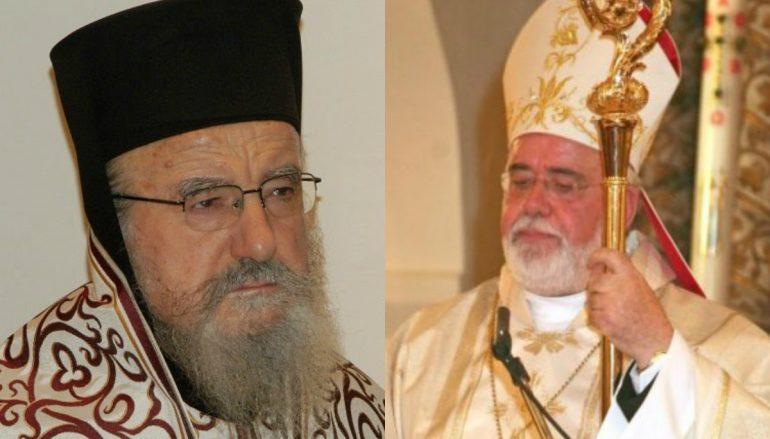 Ο Καθολικός Αρχιεπίσκοπος Νάξου κατά του Μητροπολίτη Αιτωλίας