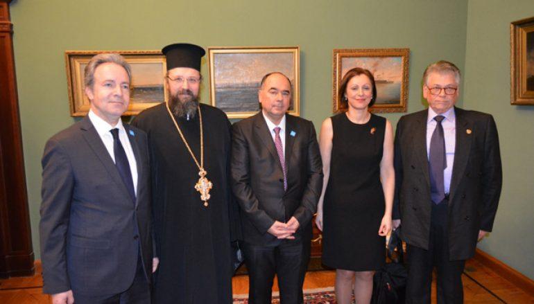 Συμμετοχή της Εκκλησίας της Ελλάδος στην Διεθνή Έκθεση Τουρισμού (ΦΩΤΟ)