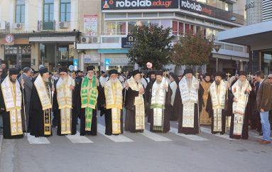 Λαμπρός ο εορτασμός επί τη συνάξει των Αγίων της Φθιώτιδος (ΦΩΤΟ)