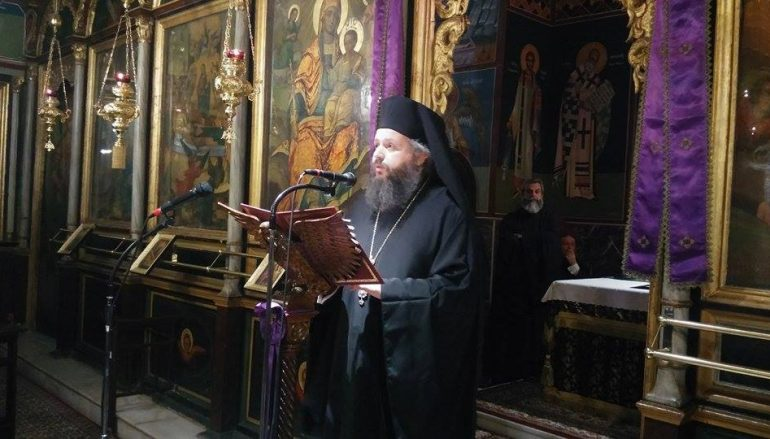 Aρχιμ. Αρτέμιος Αργυρόπουλος: «Η Ορθοδοξία είναι… θησαυρός» (ΦΩΤΟ)