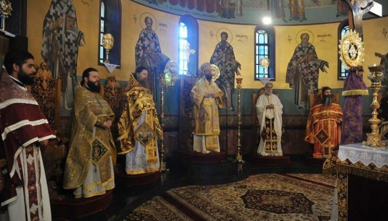 Η Κυριακή της Ορθοδοξίας στην Ι. Μητρόπολη Ν. Ιωνίας και Φιλαδελφείας (ΦΩΤΟ)