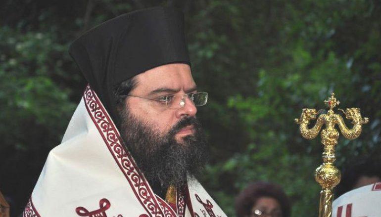 Μαρωνείας Παντελεήμων: «Ένα από τα εφόδια είναι και το μάθημα των θρησκευτικών»