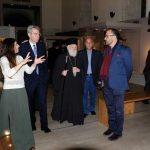 Ο Πρέσβης των ΗΠΑ στο Μουσείο Χριστ. Τέχνης Κρήτης (ΦΩΤΟ)