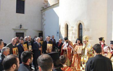 Η εορτή της Ορθοδοξίας στην Ι. Πατριαρχική Μονή Γωνιάς (ΦΩΤΟ)