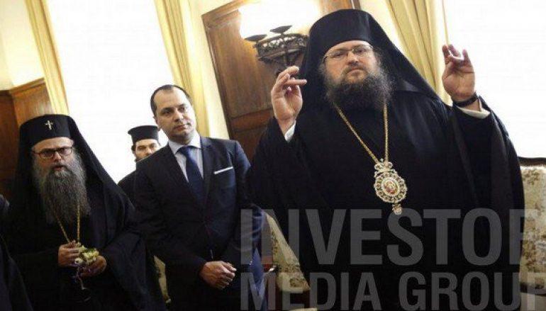 Η εκλογή του Μητροπολίτη Βράτσης Γρηγορίου, στην Σόφια (ΦΩΤΟ)