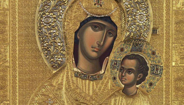Η Νέα Ιωνία υποδέχεται την Ι. Εικόνα της Παναγίας της «Βηματάρισσας»