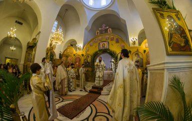 Κυριακή των Βαΐων στην Ι. Μ. Νέας Ιωνίας και Φιλαδελφείας (ΦΩΤΟ)