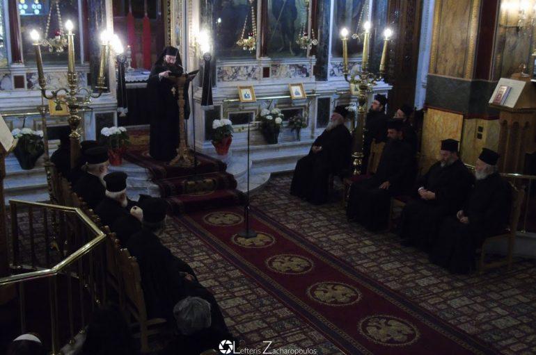 Λήξη τῶν κατά Κυριακήν Ἑσπερινῶν Κηρυγμάτων στήν Ι. Μ. Μαντινείας (ΦΩΤΟ)